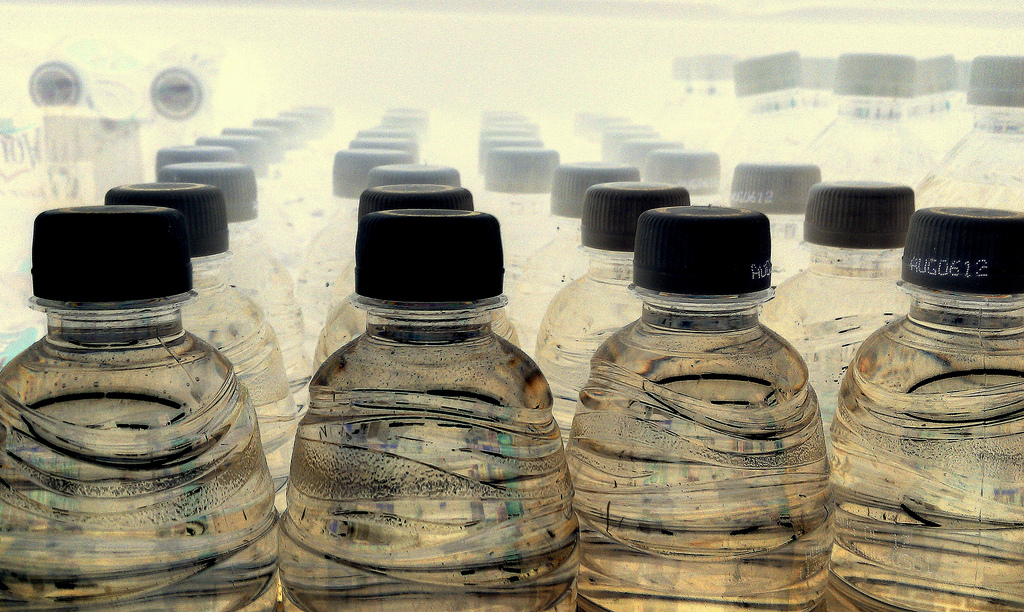 Drikk: En atlets verste fiende er dehydrering. Foto: Keoni Cabral