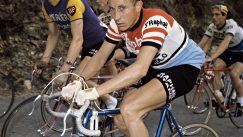 Champagne reddet Anquetil fra «den sikre død»