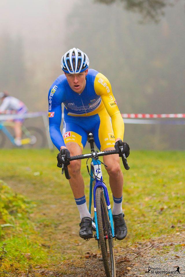 Cyclocross: En øvelse Wormsen verdsetter høyt. Foto: Pål Westgaard