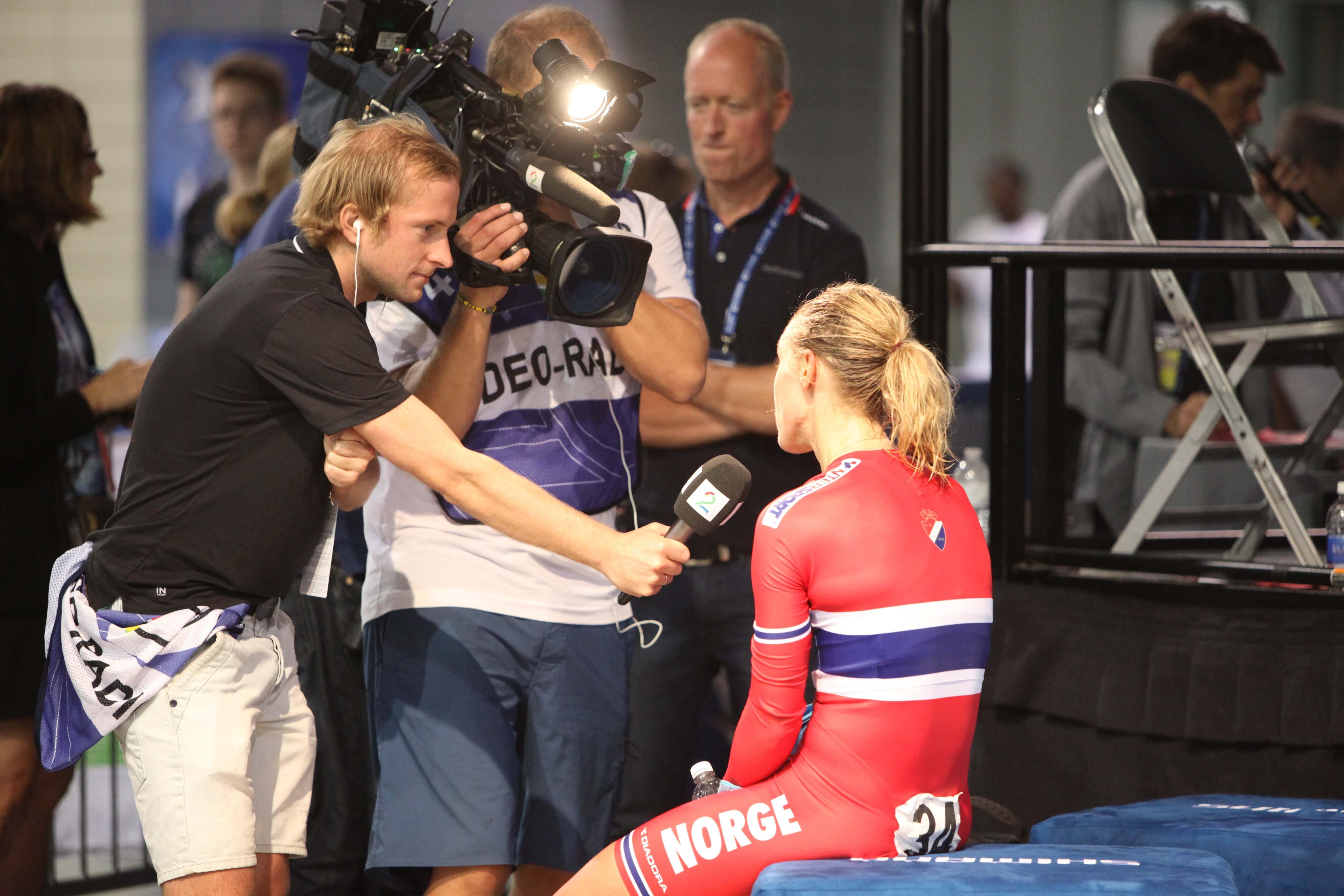 Mer oppmerksomhet? Med WorldTour også for jentene, blir det trolig mer oppmerksomhet rundt kvinnesykling. Foto: Kjetil R. Anda / Sykkelmagasinet