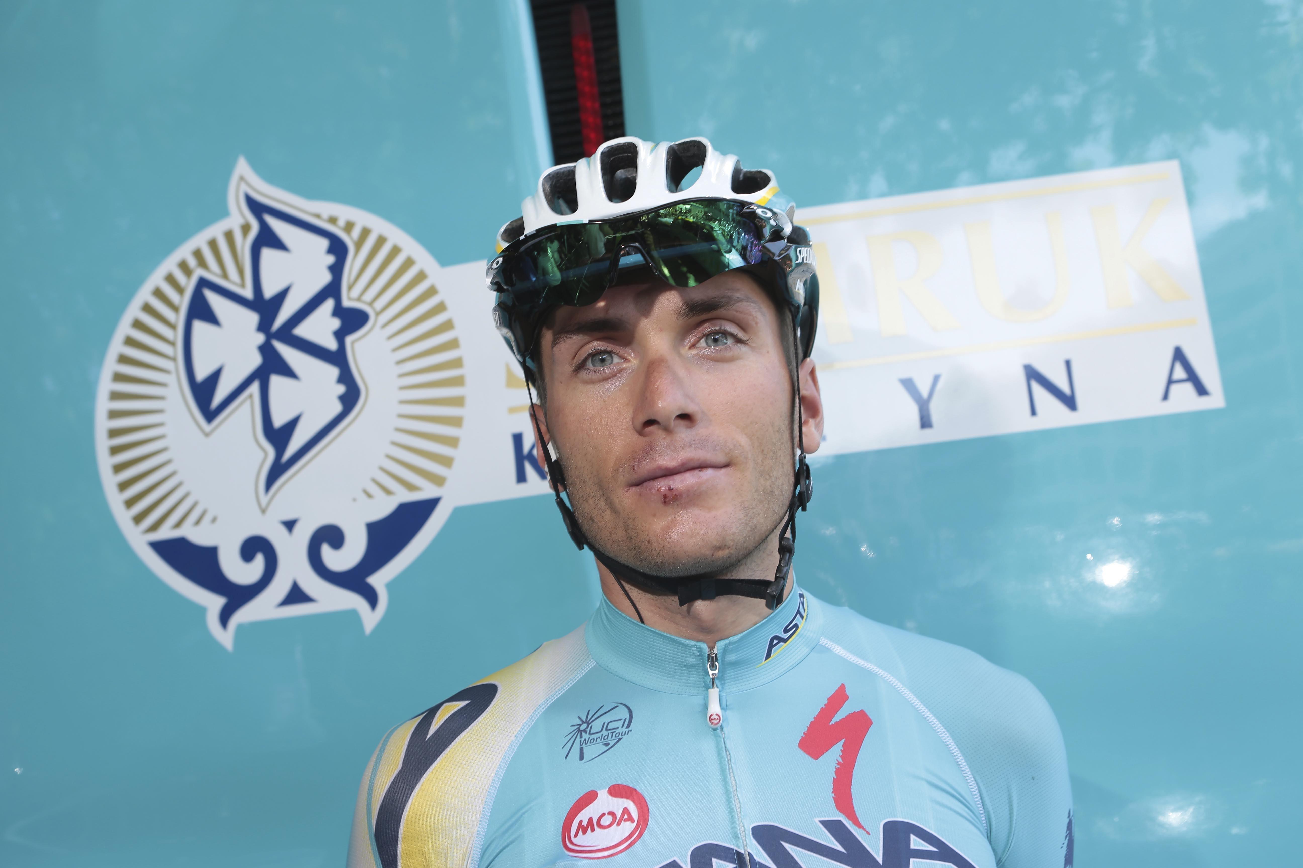 CYCLISME - TOUR DE FRANCE 2014 - 2014 grivko (andriy) - (ukr) - L'(20/07/2014)