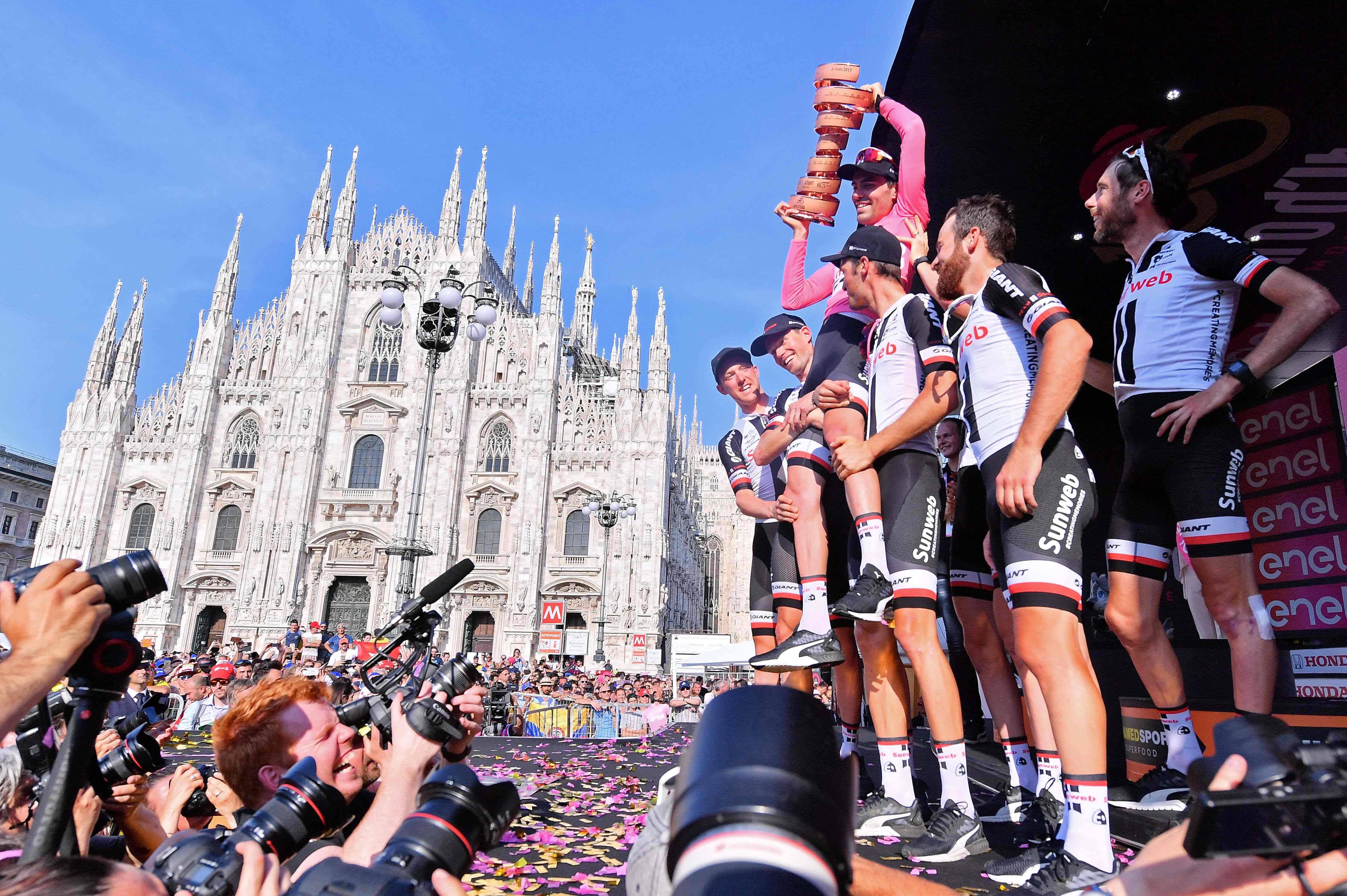 Giro d'Italia 2017 - 100a edizione - Tappa 21 - Monza (Autodromo Nazionale) a Milano